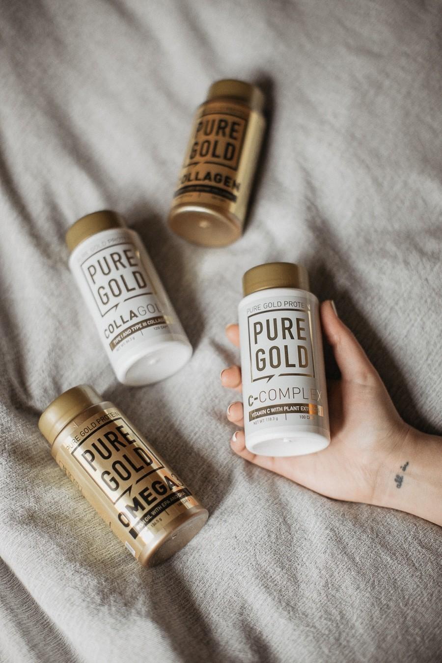 c complex vitamin pure gold