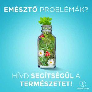 herbaferm csepp mikrobiom